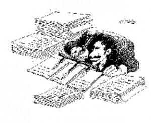 screenwriter illustration