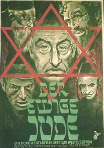 Nazi poster, 1940